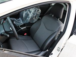 2012款1.8L CVT豪华先进版 前排座椅