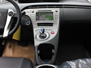 2012款1.8L CVT豪华先进版 中控台