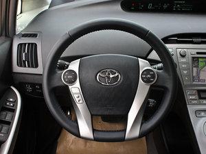 2012款1.8L CVT豪华先进版 方向盘