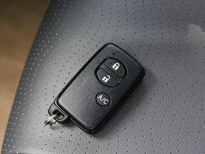 2012款1.8L CVT豪华先进版 钥匙