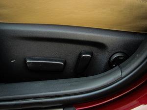 2013款2.5V 尊锐导航版 座椅调节