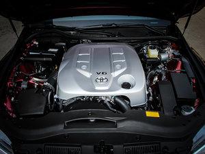 2013款2.5V 尊锐导航版 发动机