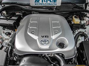 2013款2.5V 尚锐导航版 发动机