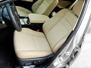 2013款2.5V 尚锐导航版 前排座椅