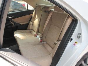 2013款2.5V 尚锐导航版 后排座椅