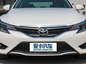 2013款2.5V 尚锐导航版 中网