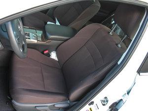 2013款2.5S 菁锐版 前排座椅