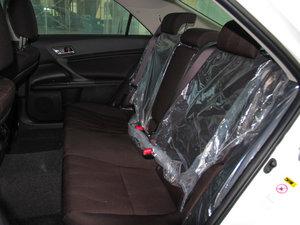 2013款2.5S 菁锐版 后排座椅