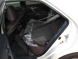 2013款2.5S 菁锐版 后排座椅放倒