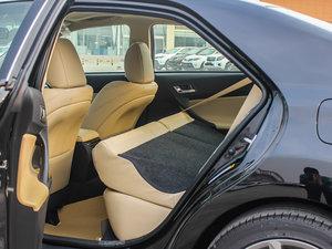 2013款2.5V 尚锐版 后排座椅放倒