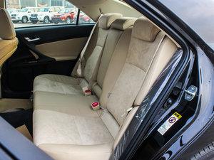 2013款2.5V 尚锐版 后排座椅