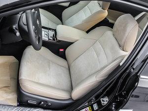 2013款2.5V 尚锐版 前排座椅