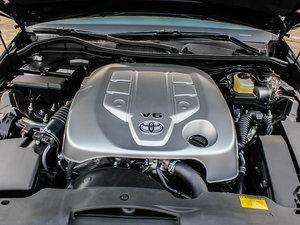2013款2.5V 尚锐版 发动机