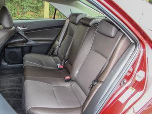 2013款2.5V 尊锐版 后排座椅