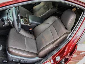 2013款2.5V 尊锐版 前排座椅