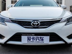 2013款2.5V 菁锐版 中网