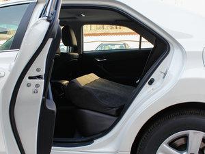 2013款2.5V 菁锐版 后排座椅放倒