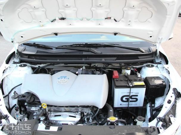 一汽丰田2015款威驰