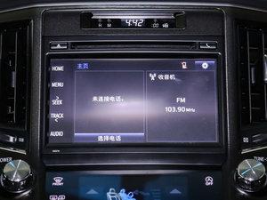 2015款2.0T 时尚版 中控台显示屏