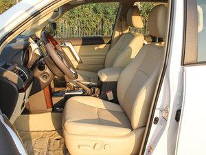 2016款3.5L V6 自动VX NAVI 前排座椅