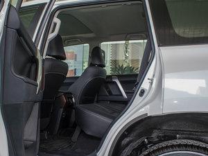 2016款3.5L V6 自动TX-L 后排空间