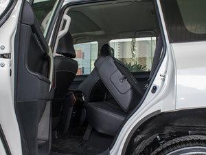 2016款3.5L V6 自动TX-L 后排座椅放倒