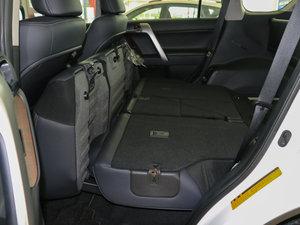 2016款3.5L V6 自动TX-L NAVI 后排座椅放倒