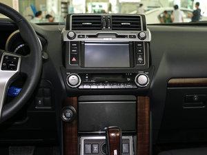 2016款3.5L V6 自动TX-L NAVI 中控台