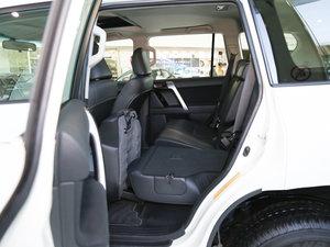 2016款2.7L 自动标准型 后排座椅放倒