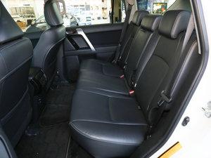 2016款2.7L 自动标准型 后排座椅