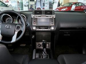 2016款2.7L 自动标准型 中控台