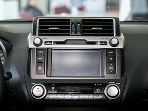 2016款2.7L 自动标准型 中控台显示屏