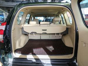 2016款2.7L 自动标准型 空间座椅