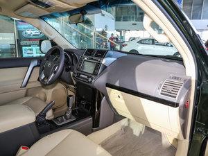2016款2.7L 自动标准型 中控区