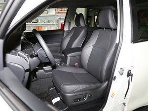 2016款2.7L 自动豪华型 前排座椅