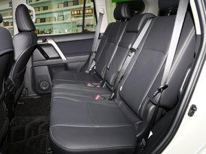 2016款2.7L 自动豪华型 后排座椅