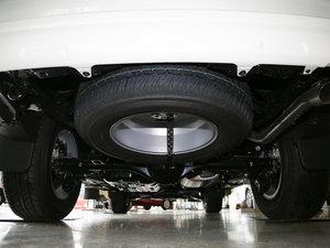 2016款2.7L 自动豪华型 备胎