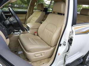 2016款4.6L VX-R 前排座椅