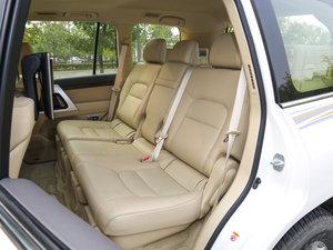 2016款4.6L VX-R 后排座椅