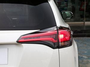 2016款2.5L 自动四驱尊贵版 尾灯