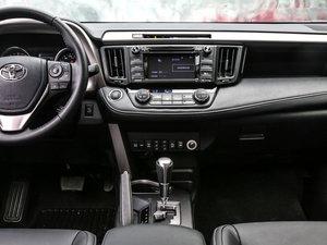 2016款2.5L 自动四驱尊贵版 中控台