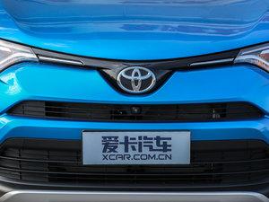 2016款2.0L CVT四驱新锐版 中网