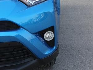 2016款2.0L CVT四驱新锐版 雾灯