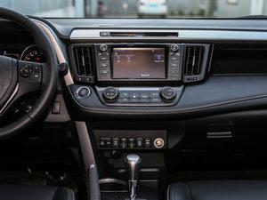2016款2.0L CVT四驱新锐版 中控台