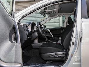 2016款2.0L CVT两驱舒适版 前排空间