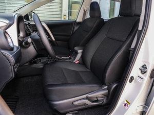 2016款2.0L CVT两驱舒适版 前排座椅