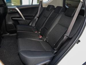 2016款2.0L CVT两驱舒适版 后排座椅