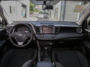 2016款2.0L CVT两驱舒适版 全景内饰