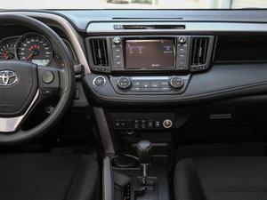 2016款2.0L CVT两驱舒适版 中控台