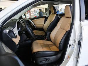 2016款2.5L 自动四驱精英版 前排座椅